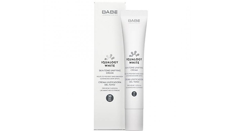 Babe Iqualogy White Skin Tone Unifying Cream Spf30